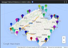 Palma di Maiorca | Voli | Hotel |Mappa spiagge Maiorca |Video delle spiagge più belle | Meteo | Feste | Eventi |Vita notturna |Guida Palma di Maiorca