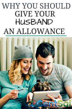 Why you should give your husband an allowance