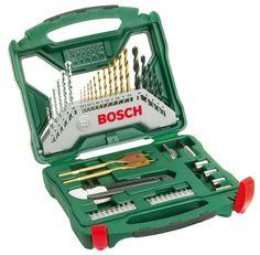 Pret : 127 lei - Descriere :   Robuste, compacte si usor de manevrat.   Cu seturile de accesorii Bosch in geanta de transport practica, aveti totul sub control.   Seria X-Line de la Bosch va ofera o dotare cu accesorii de baza de prima clasa si o calitate de top, aranjate