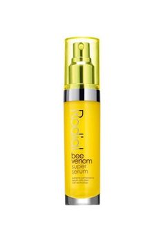 Once the Internet got wind that Kate Middleton is a fan of bee venom, we all clamored for it. I have to say, this stuff works. This serum fills and smooths fine lines thanks to a unique blend of five active ingredients, including bee venom.     Rodial Bee Venom Super Serum, $200, available at SPACE.NK  #refinery29 http://www.refinery29.com/beauty-nation/annie-atkinson/best-serums#slide-7