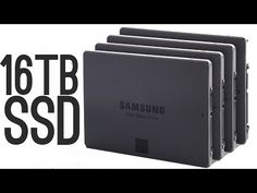 Samsung Presents Record-Breaking SSD [Video] - Yes, it's an actual thing that you can buy! It's a solid-state drive with a storage capacity of Computer Setup, Computer Technology, Technology Gadgets, Educational Technology, Tech Gadgets, Cool Gadgets, Budgeting System, Education Information, Desktop Accessories