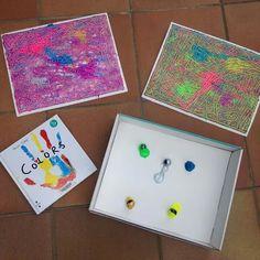 Herve, Teaching Art, Marbles, Short Stories, Colors
