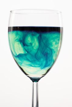 "For Jaime Smith, a synesthetic sommelier, a white wine like Nosiola has a ""beautiful aquamarine, flowy, kind of wavy color to it."""