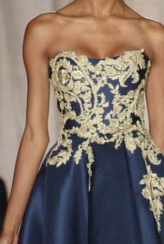 coffee-and-fashion-magazines:    Marchesa, Spring 2013