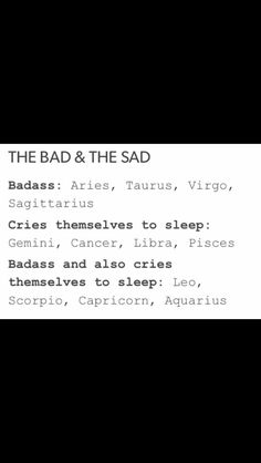 Capricorn..... Sooiooooioooooooooooo true