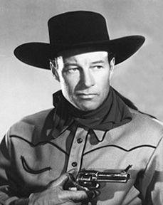 "Bill Elliott....1904-1965....""Wild Bill Hickock""....Horse's names were Thunder & Sonny...."