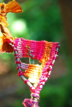 Bayou Quilts  branch weaving