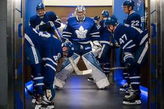 Photo galleries featuring the best action shots from NHL game action. Hot Hockey Players, Hockey Goalie, Ice Hockey, Hockey Baby, Field Hockey, Maple Leafs Wallpaper, Hockey Live, Maple Leafs Hockey, Air Canada Centre