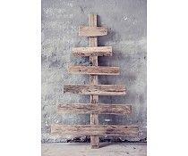 wonen met LEF   - specials Kerstboom sloophout
