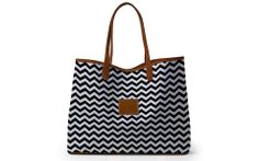 The St. Anne Tote!  LOTS of different colors and patterns to choose from!