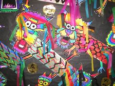5th Grade Chinese Dragons by vk.pacer, via Flickr