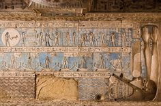 Egypt 4,200-Year-Old Egyptian Temple Discovered to Have Remarkably Well Preserved Artwork - My Modern Met