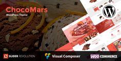 ChocoMars - Multi-Purpose WordPress Theme