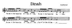 Beth's Music Notes: Pentatonic Songs #sheetmusic