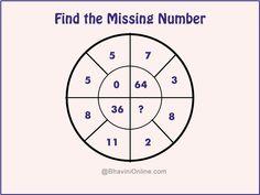 find missing number 5 5 0