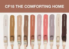 The Comforting Home palette Living Room Inspiration, Sprinkles, Comforters, Taupe, Palette, Coral, Colours, Image Title, Sunsets