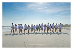 Family reunions on the beach - what could be more perfect?  We borrowed this family reunion photo from http://www.kathyhowardphotography.com
