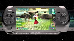 Phantasy Star Portable 2 - Story Trailer