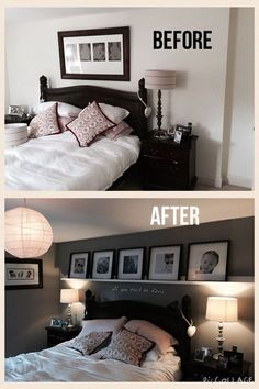 48 Popular Small Master Bedroom Makeover Ideas is part of Remodel bedroom - Nothing has a bigger impact on the mood and ambiance of a room than color When it's time to repaint […] Small Master Bedroom, Master Bedroom Makeover, Modern Bedroom, Contemporary Bedroom, Girls Bedroom, Basement Master Bedroom, Single Bedroom, Bedroom Ideas For Couples Master Romantic, Small Bedroom Closets