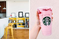 Build The Apartment Of Your Dreams And We'll Give You A Starbucks Drink To Try