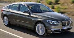 2014 BMW 5-Series Gran Turismo: 3.0 Liter Inline 6 with 300 Horsepower. 0 to 60 mph in 6.2 seconds. Top Speed of 150 mph.