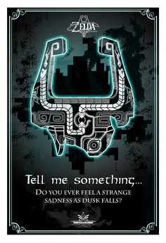 -Midna The Legend of Zelda Twilight Princess The Legend Of Zelda, Legend Of Zelda Quotes, Legend Of Zelda Poster, Video Game Art, Video Games, Geeks, Majora Mask, Zelda Twilight Princess, Poster Series