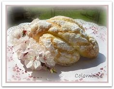 Menta e chocolate: soft Mini-Colombe . Biscotti, Shrimp, French Toast, Garlic, Deserts, Easter, Mini, Sweets, Vegetables