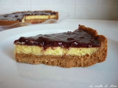Dopo una lunga pausa rieccomi qui sul blog a condividere con voi una ricetta riuscita. Si tratta della torta di biscotti con ricotta e mar...