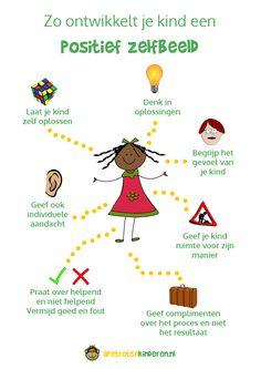 Help jouw kind aan een positief zelfbeeld   Apetrotse Kinderen   Kindercoaching & Training Parenting Articles, Kids And Parenting, Parenting Hacks, Trauma, Coaching Personal, Leader In Me, Love My Kids, Workshop, Happy Kids