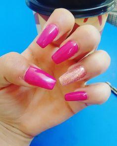 Mis uñas nuevas!