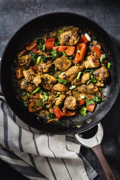 Chicken coconut curry | Eat Good 4 Life The best chicken curry. Easy and delicious!