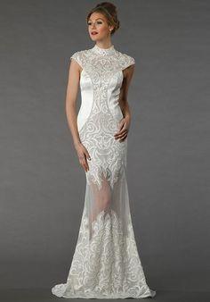 Tony Ward for Kleinfeld 37F14 Wedding Dress photo