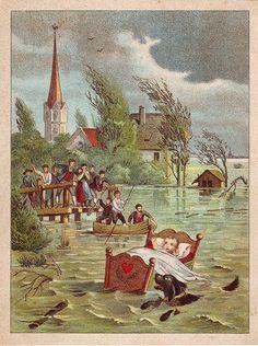 Vintage Children's Book Illustration Find lots more of the best vintage book illustrations at vintagebookillustrations.com