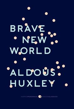 Brave New World by Aldous Huxley - was the No. 36 most banned and challenged title 2000-2009 ~  Causing consternation in ordinary minds for over 80 years!  <3