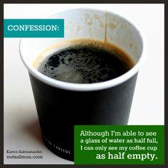 coffee confession