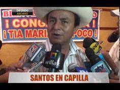 Santos en Capilla