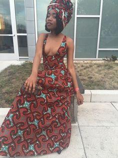 Karljop Bayemake, 19, Maryland | IG: @beautifuliskayy  shirt/skirt: Ankara print  photographed by: Crystal Anokam (misfitsstateofmind.tumblr.com | @RoyalBlessings_)