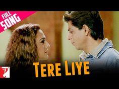 Tere Liye - Full Song   Veer-Zaara   Shah Rukh Khan   Preity Zinta - YouTube