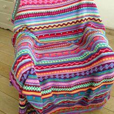 Stylecraft , attic 24 selectie, patroon little woollie
