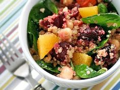 how to make quinoa the easy way (rice cooker) with guinoa recipes from gluten free godess