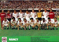 AS NANCY 1981-82