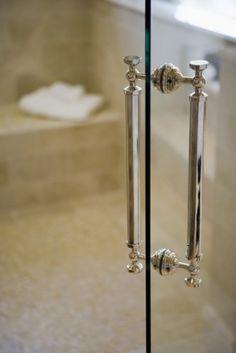 """Pinstripe 14"""" Shower Door Handle / Kohler"""