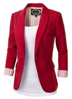 101 style blazer outfit ideas women's fashion that i love bl Blazer Outfits Casual, Blazer Outfits For Women, Casual Blazer Women, Blazer Jackets For Women, Blazer Fashion, Blazers For Women, Ladies Blazers, White Jackets, Navy Blazers