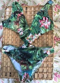 Kup mój przedmiot na #vintedpl http://www.vinted.pl/damska-odziez/tankini/17781456-stroj-kapielowy-boho-lato-etam-36
