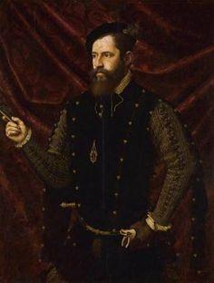 A Knight of the Order of Santiago, ca. 1560  (Juan de Juanes) (1510-1579) Museo del Prado, Madrid   P00855