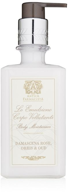 Antica Farmacista Damascena Rose, Orris and Oud Body Moisturizer, 10 fl. oz. >>> This is an Amazon Affiliate link. For more information, visit image link.