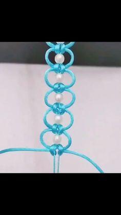 Diy Bracelets Patterns, Macrame Bracelet Patterns, Diy Friendship Bracelets Patterns, Diy Bracelets Easy, Macrame Patterns, Handmade Bracelets, Macrame Bracelet Diy, Macrame Jewelry Tutorial, Hemp Bracelets