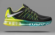 Nike Unveils Air Max 2015 (Detailed Pics & Release Info)