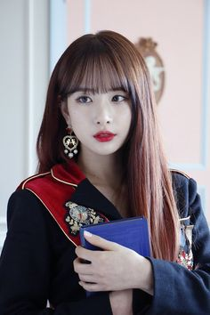 Asian Cute, Beautiful Asian Girls, Wjsn Luda, Kim Hyun, Cosmic Girls, Asia Girl, Best Model, Korean Beauty, Korean Girl Groups