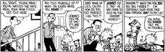 Calvin and Hobbes for December 02, 2017